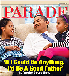 President Obama Pens Father's Day Letter