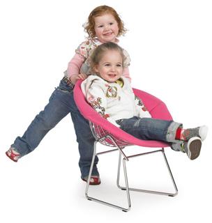 Diamond Bertoia Chair ($530)