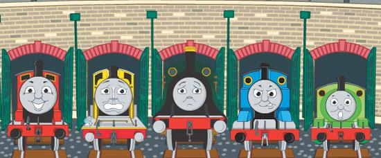 Is Thomas the Train Cartoon Good or Bad