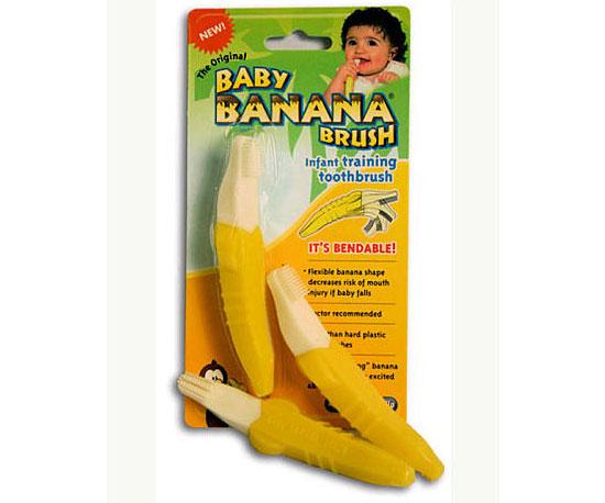 Baby Banana Brush