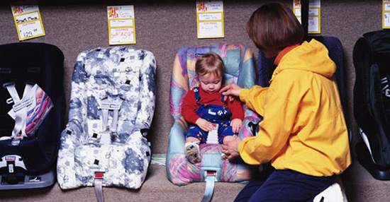 Trade-In Used Baby Goods for Discounts