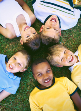 Children Recognize Race at Early Age