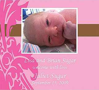 It's a Girl For Lisa Sugar