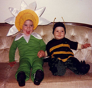 Timeless Sibling Themes For Halloween: Daisy and Bee
