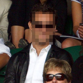 Guess Which Hollywood Actors Are Watching Wimbledon?