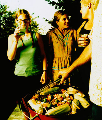 Speak Up: How Do You Avoid Overeating at Barbecues?
