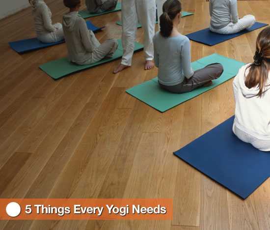 5 Things Every Yogi Needs