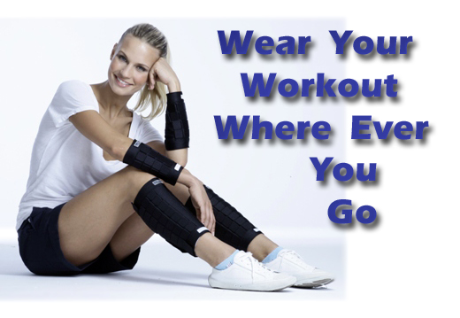 What's the Deal With Wearable Weights?
