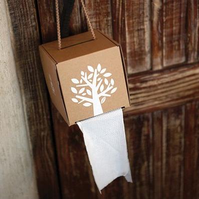 Etsy Find: Gift Tissue Box