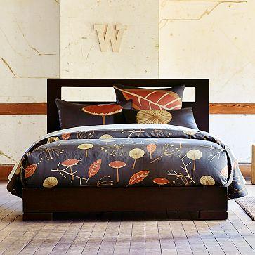 mushroom motif popsugar home. Black Bedroom Furniture Sets. Home Design Ideas