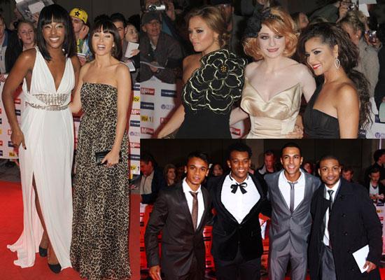 Photos of Pride of Britain Awards