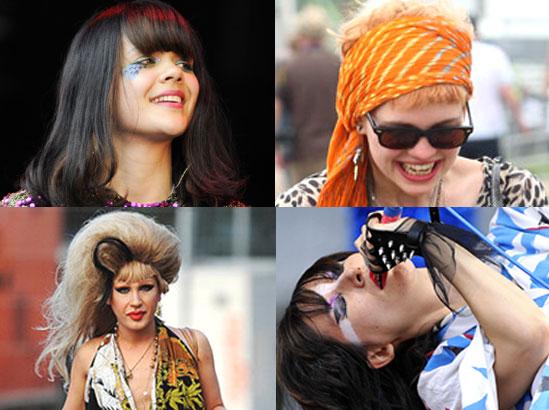 Glastonbury Festival Beauty