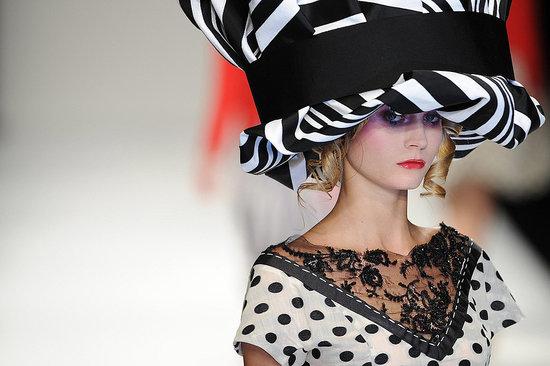 Photos of Kinder Aggugini at 2010 Spring London Fashion Week