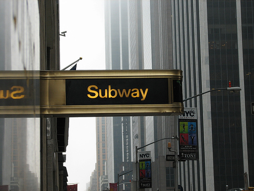 NYC Sells Subway Station Names — Savvy or Selling Out?