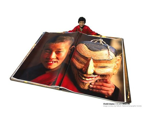 Book Bag: The Largest Book in the World