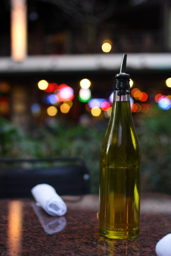 Olive oil, Riverwalk
