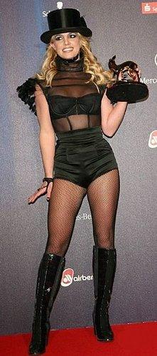 Britney Spears Bambi Awards 2008