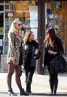 Gemma Ward Pops Up in New York for Birthday