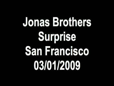 Jonas in SF