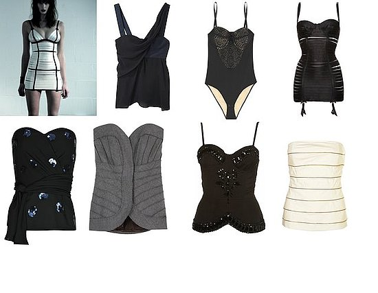 Shopping: Corsets and Bustiers for Beyond the Bedroom