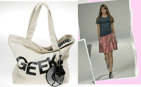 Luella Geek Tote And Tee