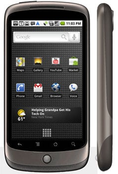 Google Halts Nexus One Production