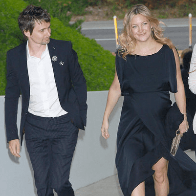 Kate Hudson and Matthew Bellamy Welcome a Child