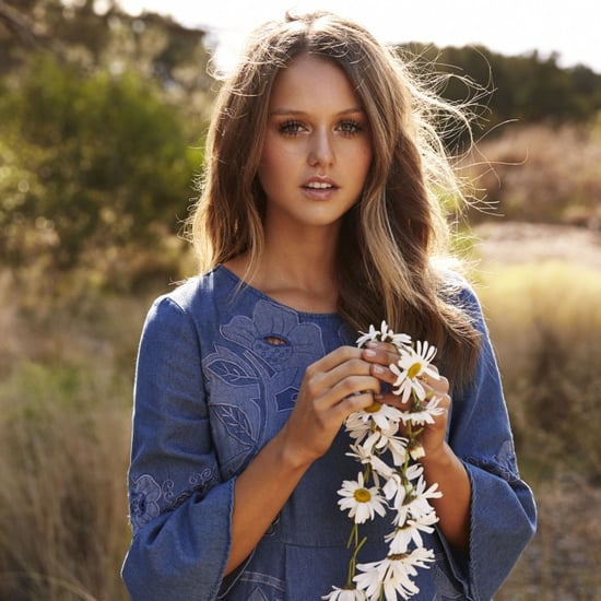 Isabelle Cornish Models for Alice McCall