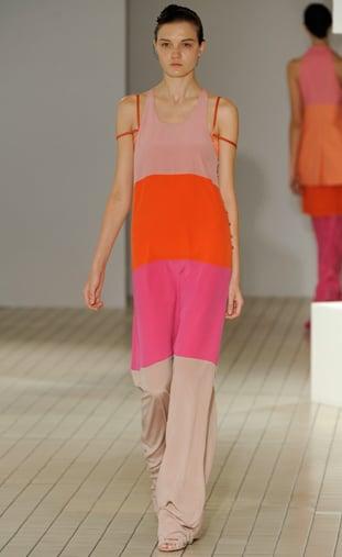 London Fashion Week: Richard Nicoll Spring 2009