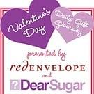 DearSugar's RedEnvelope Valentine's Day Giveaway! 2008-02-11 08:55:22