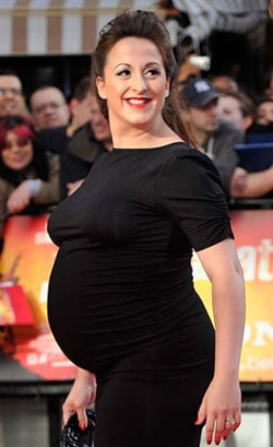 Pictures of Natalie Cassidy Who Has Given Birth to Baby Girl Daughter Called Eliza Beatrice