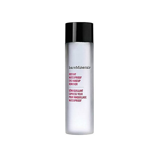And when it's time to remove all of that waterproof makeup, reach for BareMinerals Instant Waterproof Makeup Remover ($10).