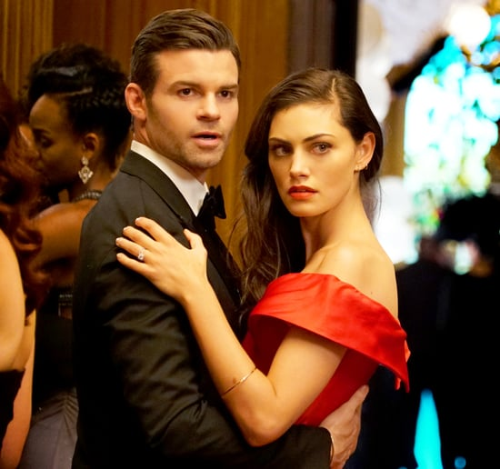 "Phoebe Tonkin Teases Hayley, Elijah's Undeniable ""Chemistry"" on The Originals"