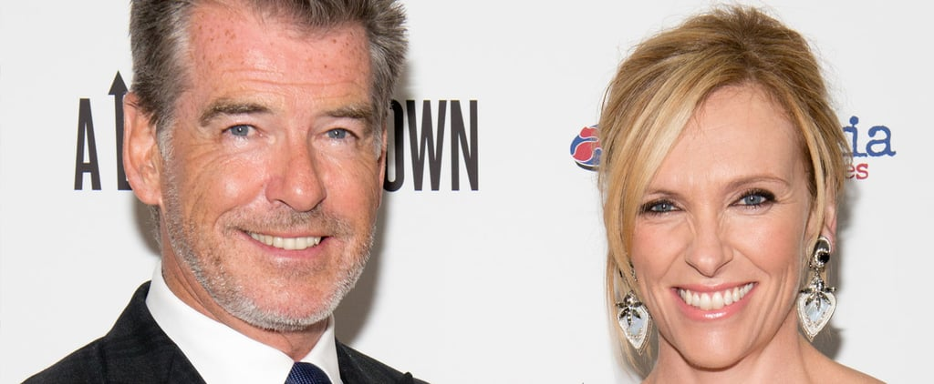 Pierce Brosnan Gushes About His Celebrity Man-Crush