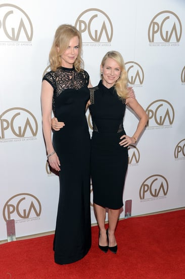 Nicole Kidman and Naomi Watts (24th Annual Producers Guild Awards)