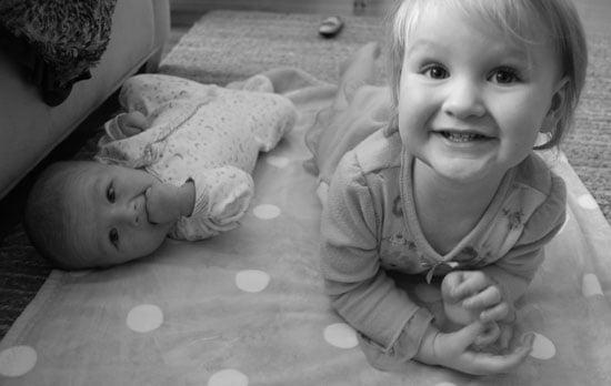 Babies and Their Older Siblings