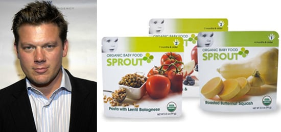 Chef Tyler Florence's Sprout Organic Baby Food