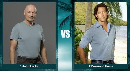 Lost Showdown: Locke vs. Desmond