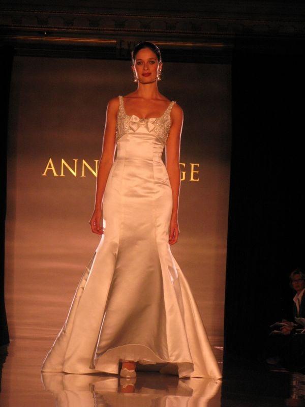 New York Bridal Market: Anne Barge Fall 2009