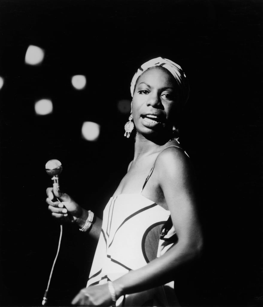 In concert in the late 1960s