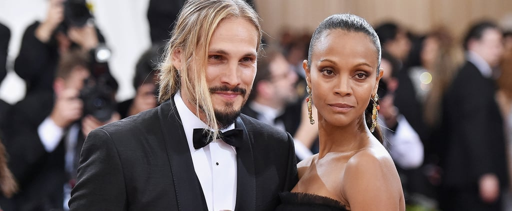 We Honestly Did Not Expect Zoe Saldana's New Home to Look Like This