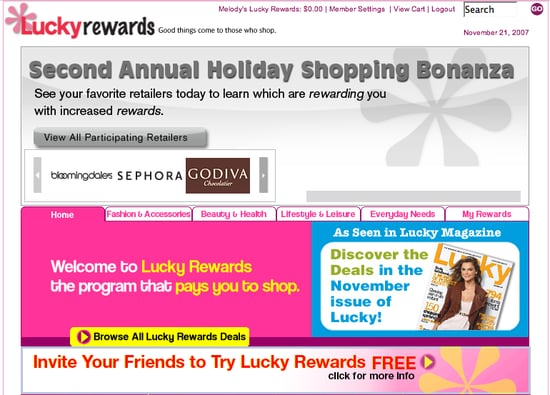 On Our Radar: Lucky Rewards Holiday Weekend Bonanza
