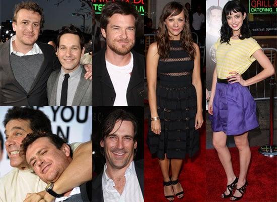 Photos From LA I Love You Man Premiere, Jason Segel, Paul Rudd, Jon Hamm, Jason Bateman, Rashida Jones, Krysten Ritter