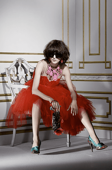 Lanvin For H&M Full Collection   Lookbook & Ad Campaign