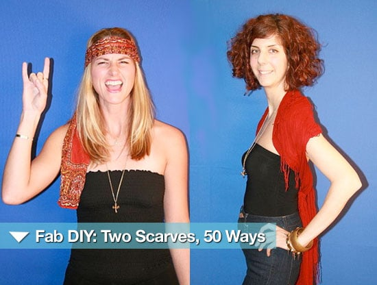How to Tie a Scarf: 50 Scarf-Tying Techniques