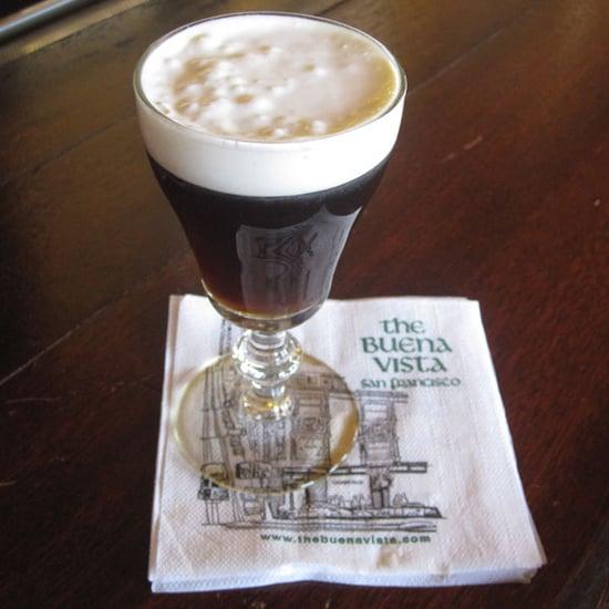 The Buena Vista Cafe's Irish Coffee Recipe