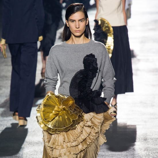 Dries Van Noten Spring 2014 Runway Show | Paris Fashion Week