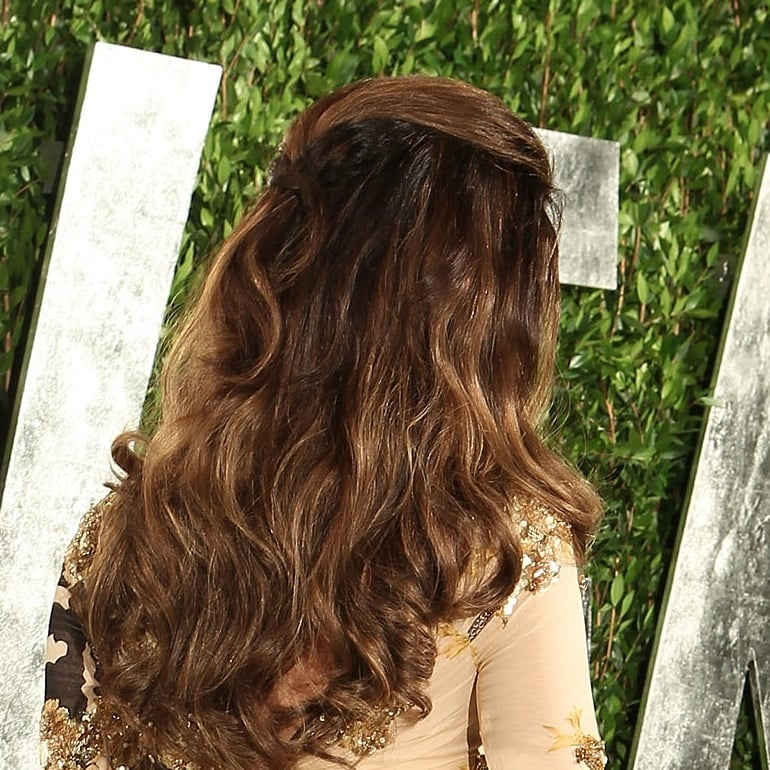 Kate Beckinsale From the Back