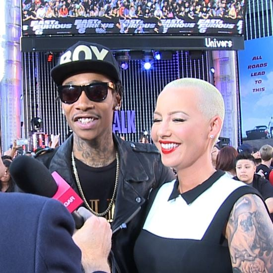 Wiz Khalifa Interview About Fast and Furious 6