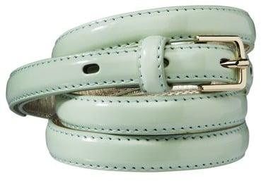 Merona Skinny Belt ($130)